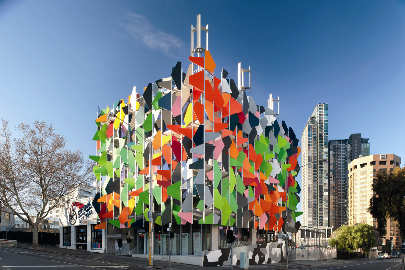 Pixel Building Melbourne Australia One Of The World S Greenest Buildings