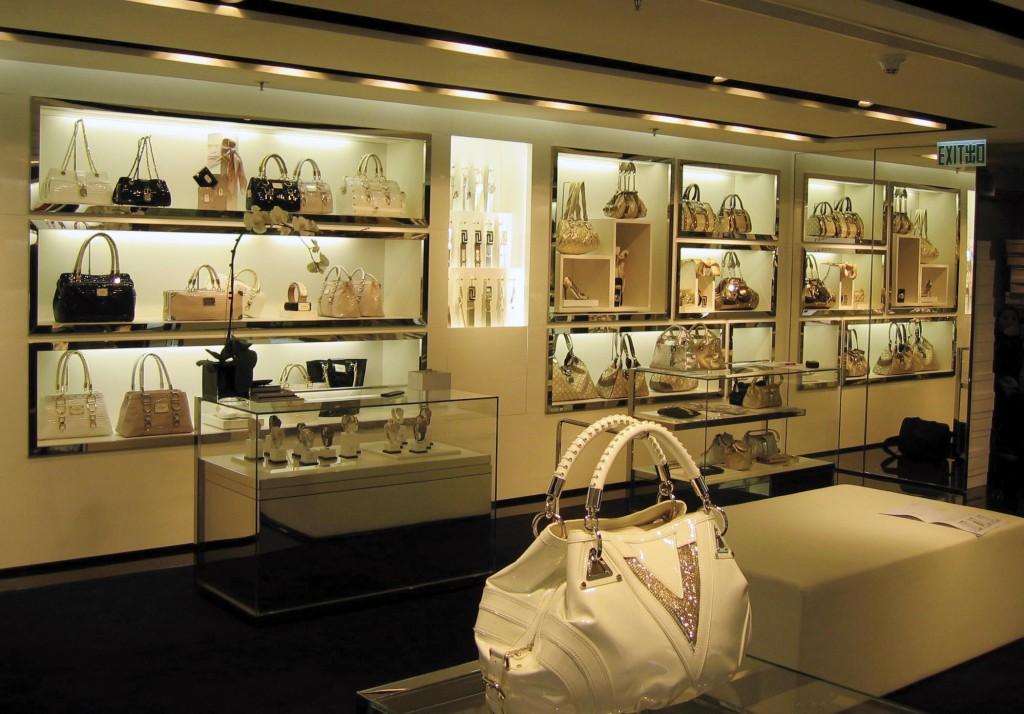 Versace Interior Display