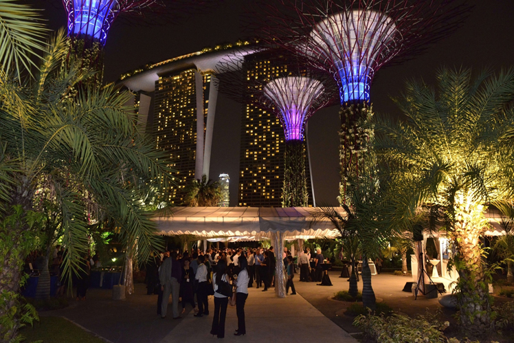 WAF gardens by the bay