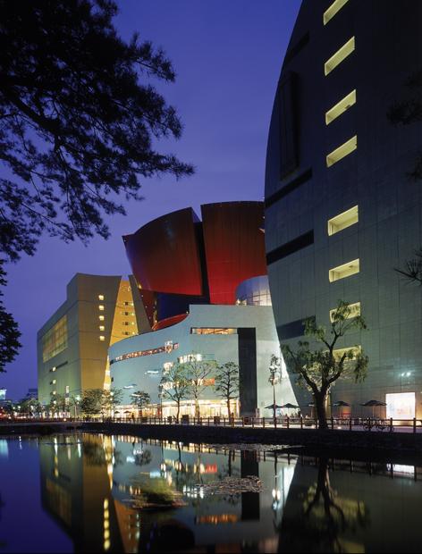 Riverwalk Kitakyushu-2003