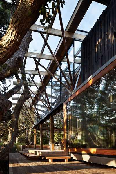 Pohutukawa House Herbst Architects 15