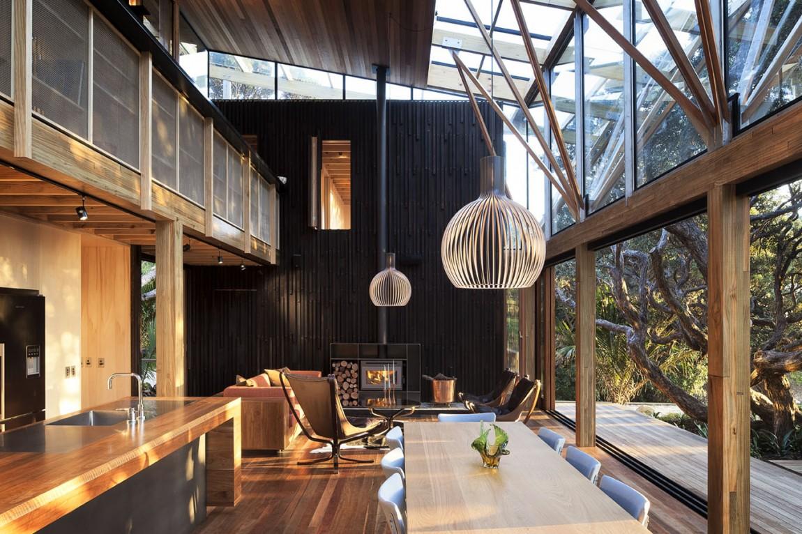 Pohutukawa House Herbst Architects 5