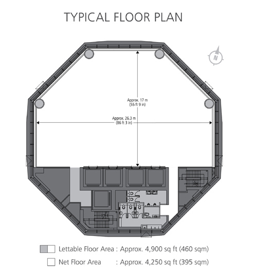 28 Hen - Typical Floor Plan (with text)