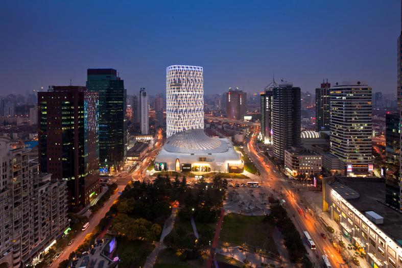 Jun Aoki Amp Associates L Avenue Shanghai A Luxury Retail