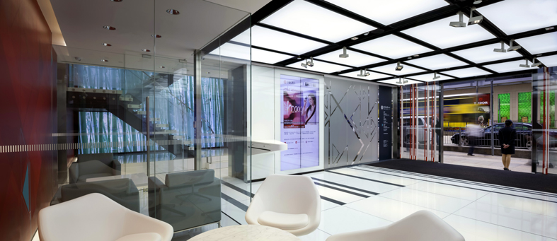 One Space_Retail Design_Bank of China_ Concept Branch_RC_entrance hall (2)
