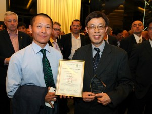 Safety Awards in PRC 2013 6