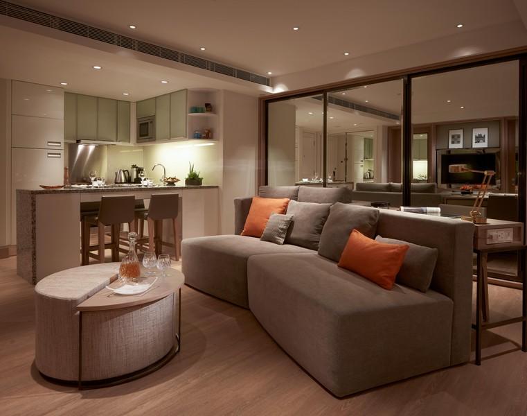 8- One Bedroom Suite 1000sqft - I