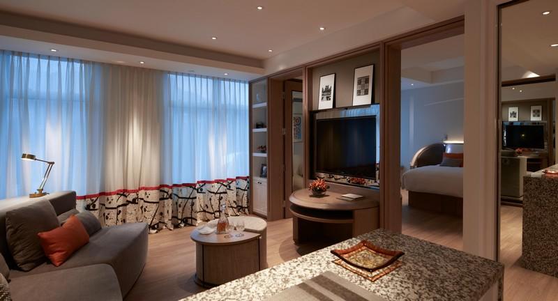 9- One Bedroom Suite 1000sqft - II