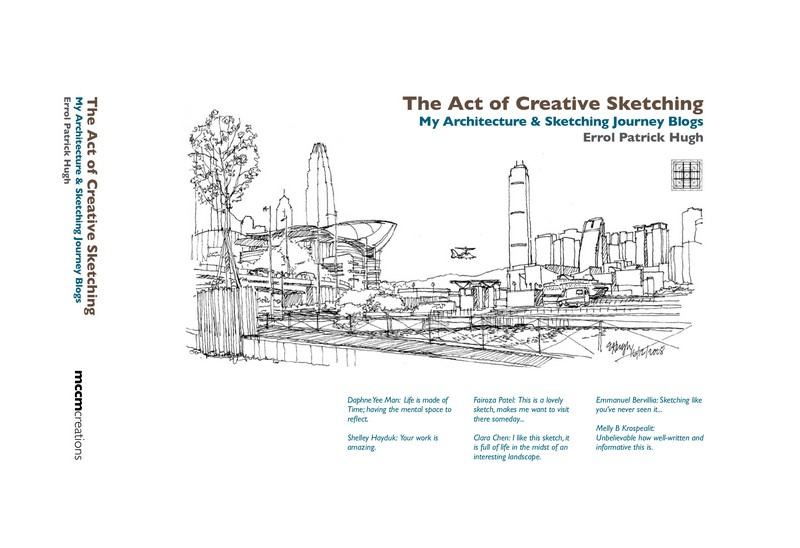 Book Cover_The Act of Creative Sketching