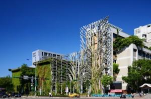 Environmental (Rehabilitation Conservation) Category Gold Winner Humanistic Eco-Campus, Taipei, Taiwan National Taipei University of Technology