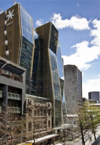 Telecom Central by architecture+