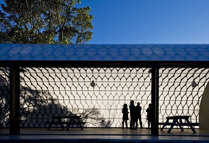 Wellington Zoo Hub & Kamalas Pavilion by Assembly Architects