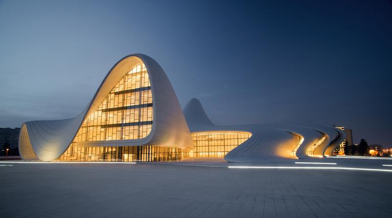 Heydar Aliyev Centre - Zaha Hadid Architects