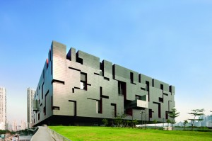 Old And New Architecture Design Relationship guangdong museum receives international design awards « prc magazine