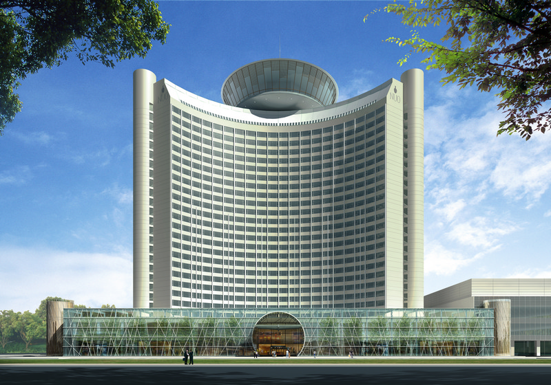 Beijing International Hotel 1