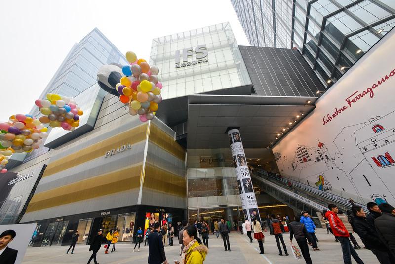 Chengdu IFS - Benoy Ltd (3)
