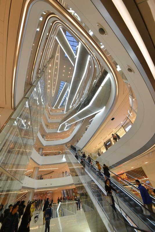 Chengdu IFS - Benoy Ltd (6)