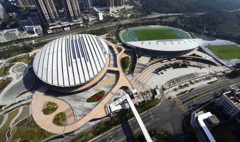 Hong Kong Velodrome 11