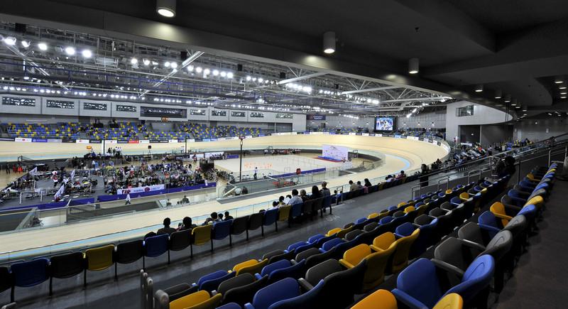 Hong Kong Velodrome 12