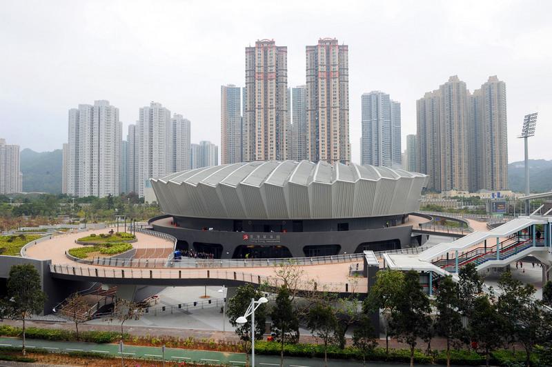 Hong Kong Velodrome 3