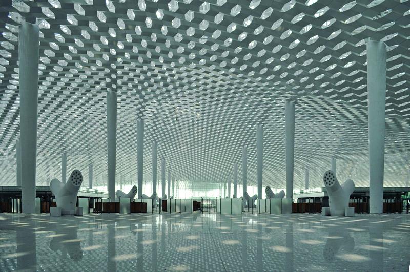 Shenzhen Terminal 3_Studio Fuksas_©Studio Fuksas.38