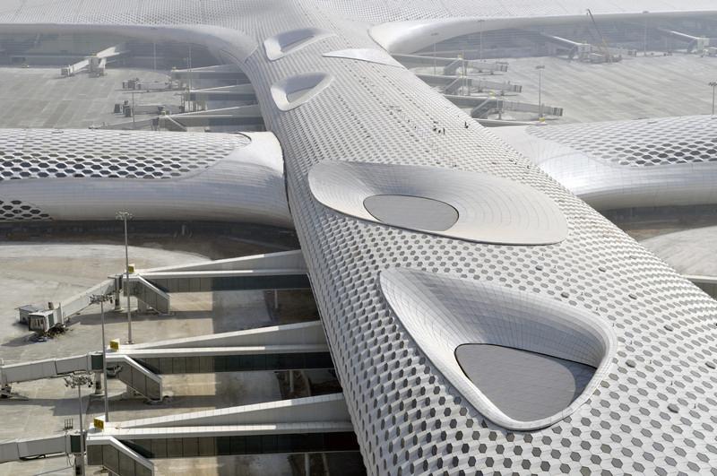 Shenzhen Terminal 3_Studio Fuksas_©Studio Fuksas.41