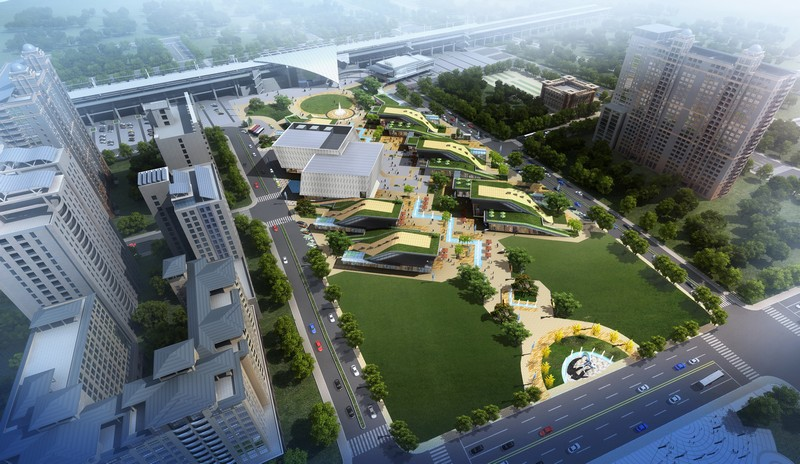 Benoy THSR - Hsin Chu Station Mall (3)