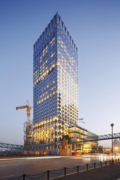 Make Architects Copyright Chengdu Hotel 4