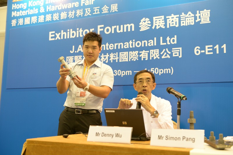 Exhibitor Forum - JAM Intl Ltd