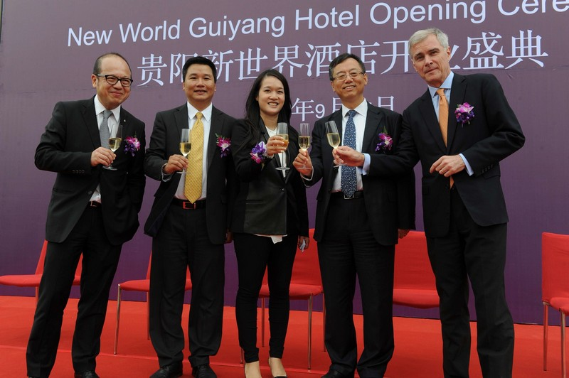 New World Guiyang Hotel Opening Ceremony picture 2