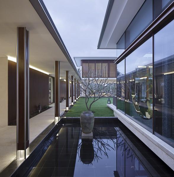 Arch 1 - Hainan Resort Villa