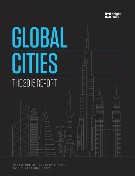 Knight Frank - Global Cities 2015 AW HR COVER