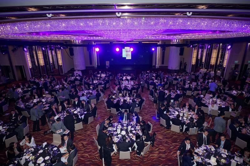 MIPIM ASIA 2013 - NETWORKING EVENTS - AWARDS GALA DINNER - GRAND BALLROOM
