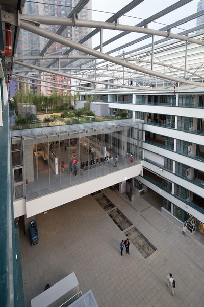 Courtyard Aerial