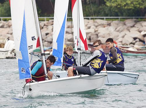 Inter Schools Sailing Festival 2015