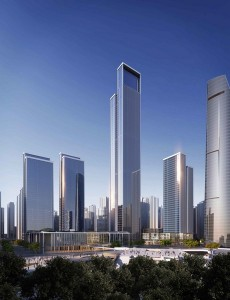 Press release_Atkins to design landmark supertall development in China_att 1