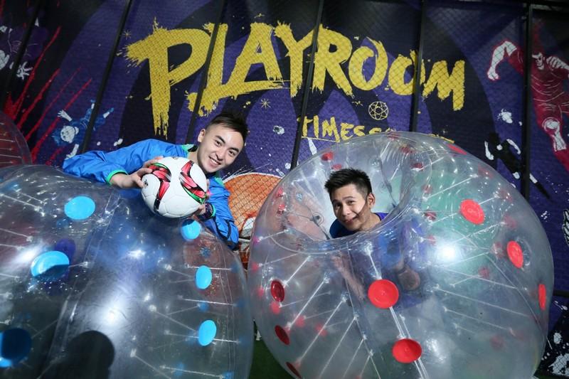 TS playroom_bubble soccer 3