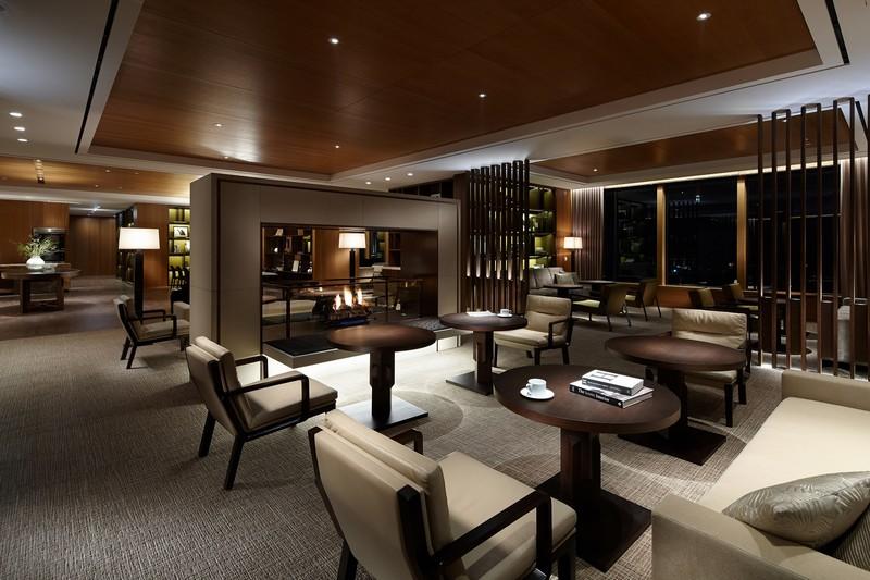 The Shilla Seoul - Executive Lounge 1