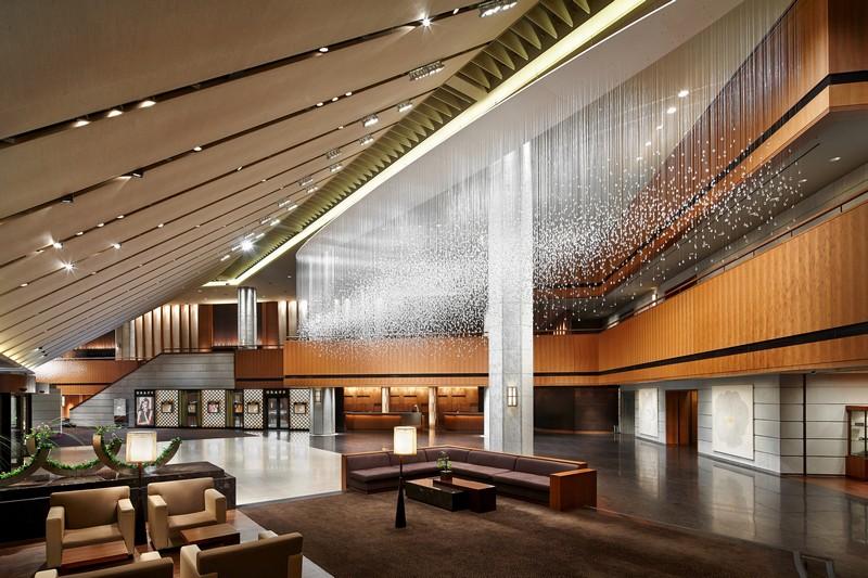 The Shilla Seoul - Main Lobby