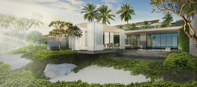Rosewood Clearwater Bay, Hainan - Beach Villa (640x284)