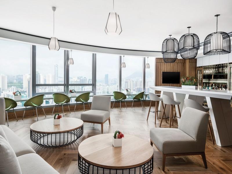 Cordis, Hong Kong - Club Lounge