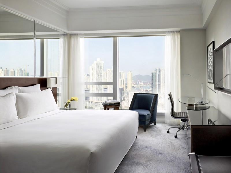 Cordis, Hong Kong - Rooms