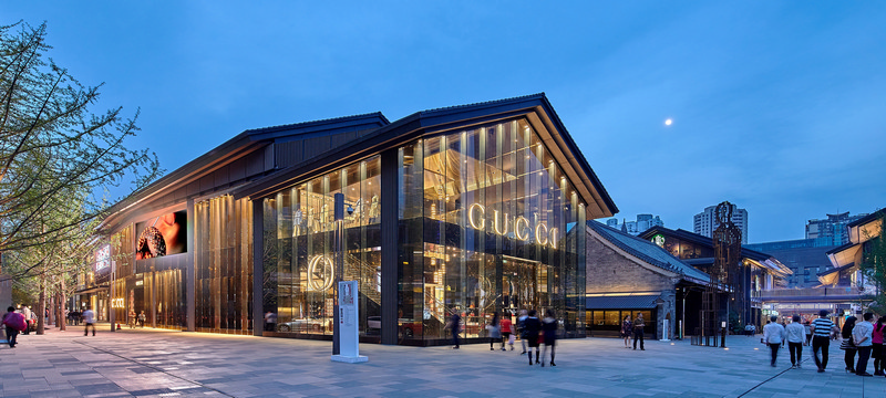 SHOPPING - Sino-Ocean Taikoo Li Chengdu by The Oval Partnership, China