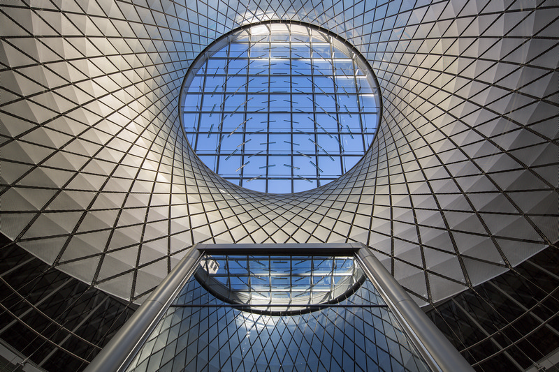 TRANSPORT - Fulton Center by Grimshaw