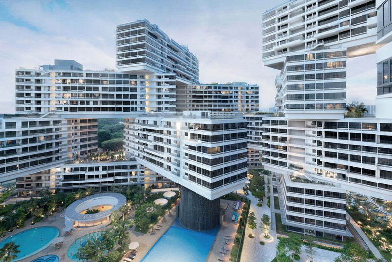 The Interlace - key image