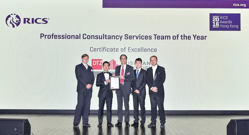 Professional Consultancy_DTZC&W