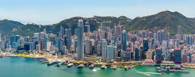 HONG KONG SKYLINE_2015