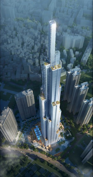 Landmark 81 latest rendering