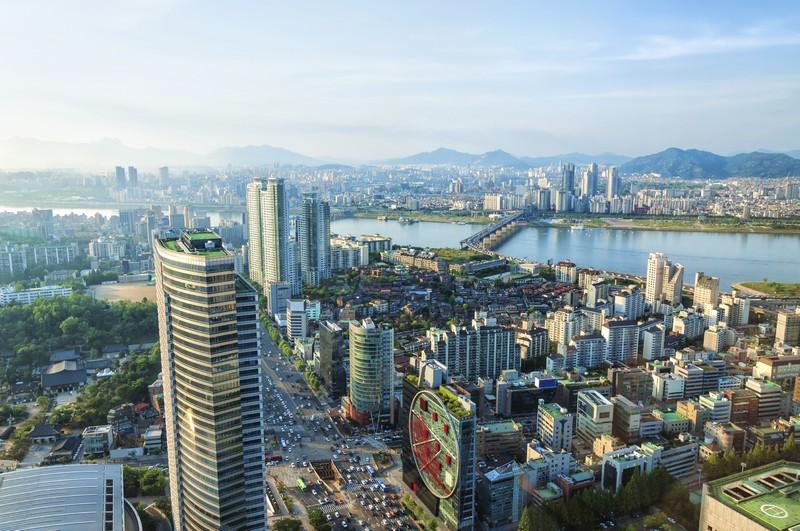 Seoul Cityscape