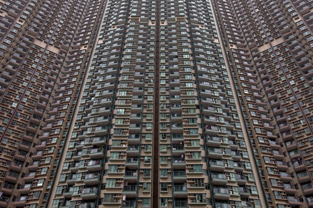 HONG KONG-ECONOMY-PROPERTY  AMO018